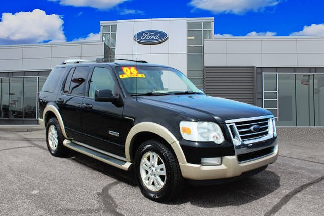 Pre-Owned 2006 Ford Explorer Eddie Bauer