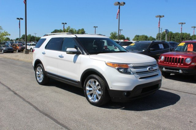 2011 Ford Explorer For Sale >> Pre Owned 2011 Ford Explorer Limited Sport Utility Near Zionsville