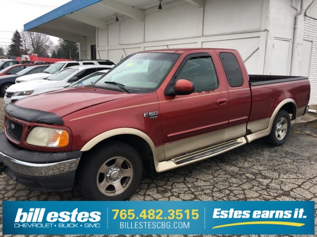 Pre-Owned 2000 Ford F-150 XL