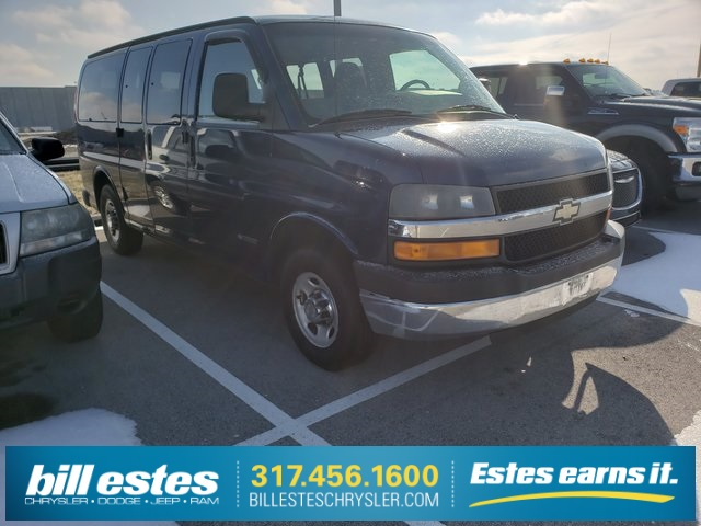 Pre-Owned 2003 Chevrolet Express Van G2500 Base
