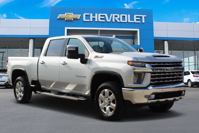 New 2020 Chevrolet Silverado 2500hd Ltz Crew Cab Pickup Near