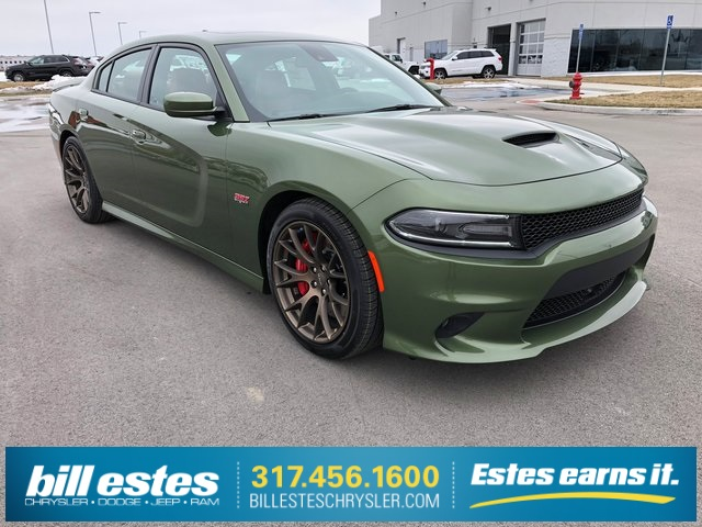 New 2018 Dodge Charger SRT 392 4D Sedan near Zionsville J2348