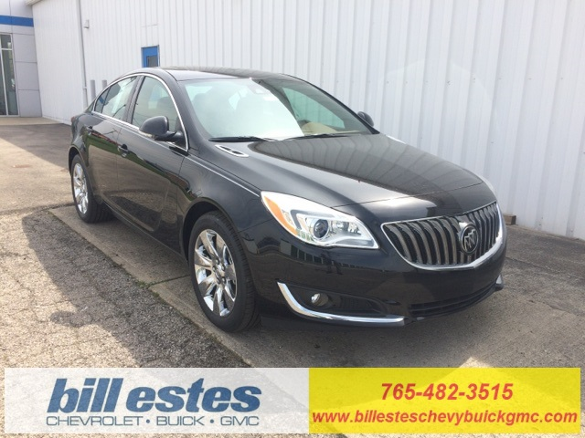 New 2017 Buick Regal Premium 2 4d Sedan Near Zionsville H8638