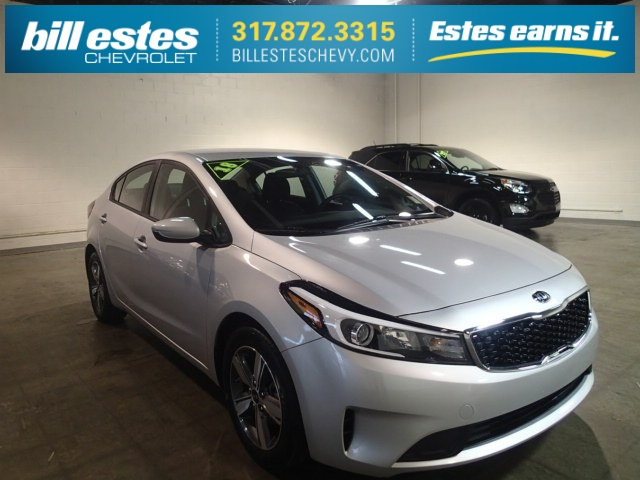 certified pre owned 2018 kia forte lx 4d sedan near zionsville rh billestes com
