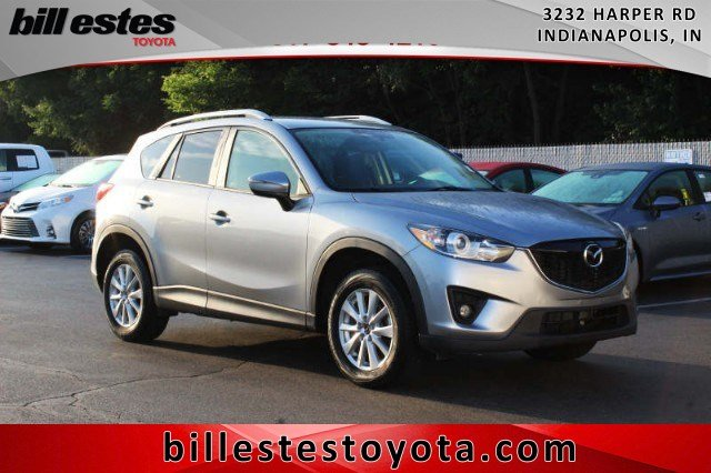 Pre Owned 2015 Mazda Cx 5 Touring Awd