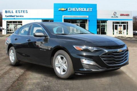 New 2020 Chevrolet Malibu LS