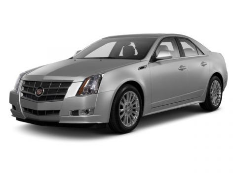 Pre-Owned 2010 Cadillac CTS Sedan Performance