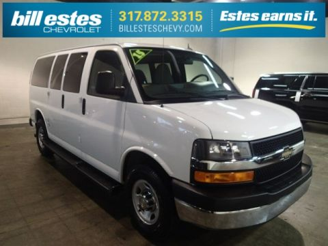 Certified Pre-Owned 2015 Chevrolet Express 2500 LT