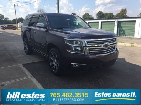 New 2017 Chevrolet Tahoe Premier