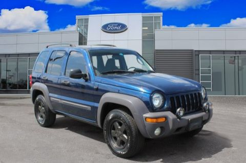 Pre-Owned 2003 Jeep Liberty Sport