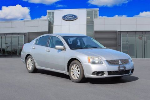 Pre-Owned 2012 Mitsubishi Galant FE