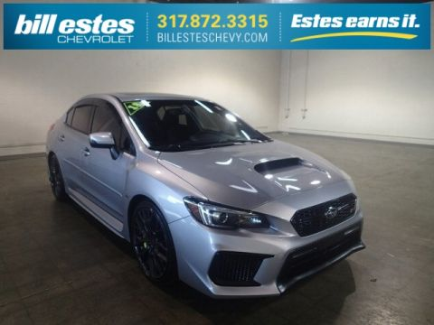 Certified Pre-Owned 2018 Subaru WRX STi Limited
