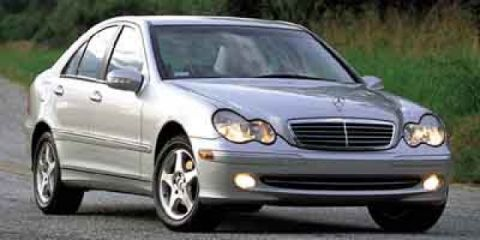 Pre-Owned 2001 Mercedes-Benz C-Class C 240